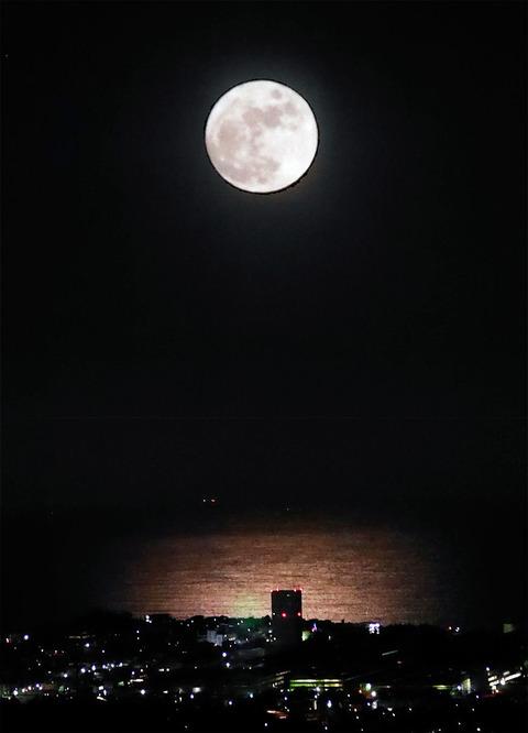 当時の日の満月