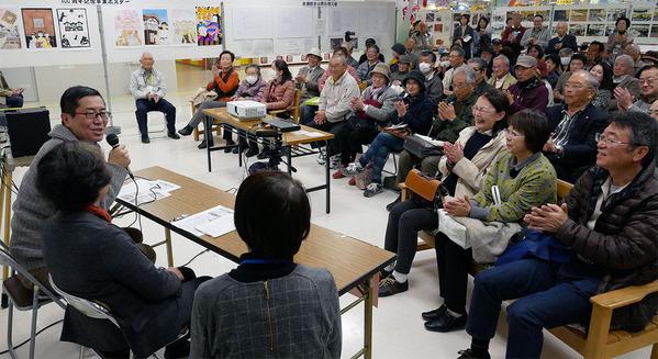 松村監督の講演会