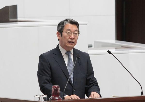 八島功男議員の一般質問