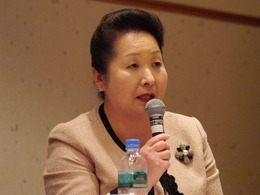 南三陸ホテルの女将・阿部憲子さん