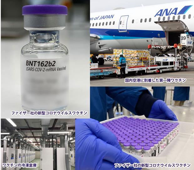 ファイザー社のワクチン