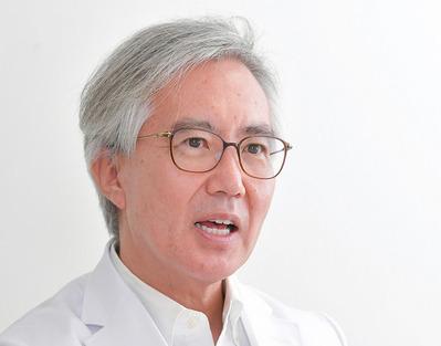 東大病院中川恵一准教授