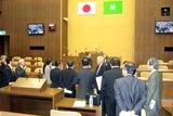栃木県議会議場