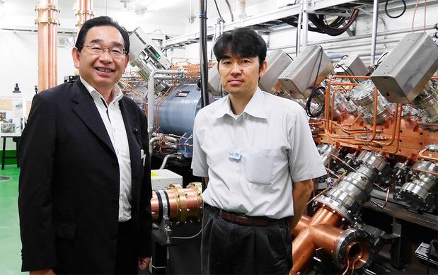 BNCTの開発の中心者・筑波大学熊田弘明准教授