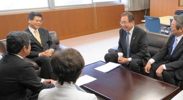 石井国交大臣への政策要望
