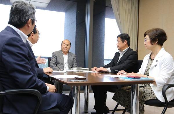 県議会公明党議会改革に関する研究会