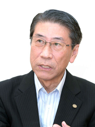 京都先端科学大学の渡邊能行・健康医療学部長
