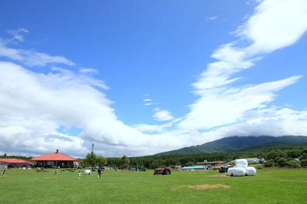 長門牧場(長野県)