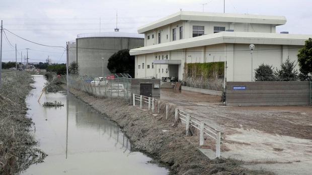 常総市浄水場