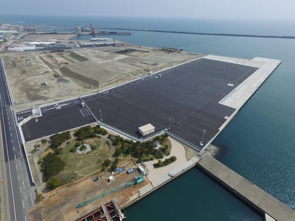 日立港第3埠頭