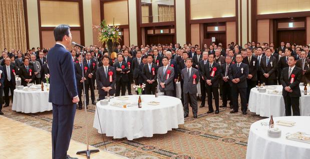 公明党茨城県本部新春の集い
