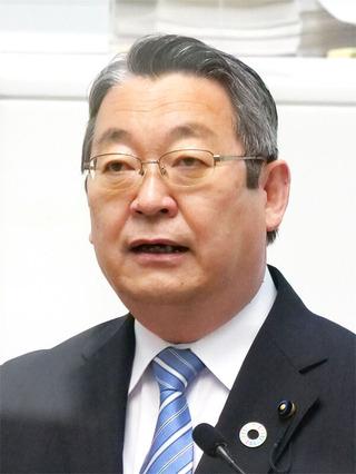 八島功男県議会議員