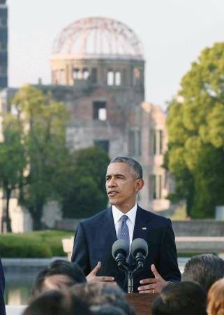 オバマ大統領のスピーチ