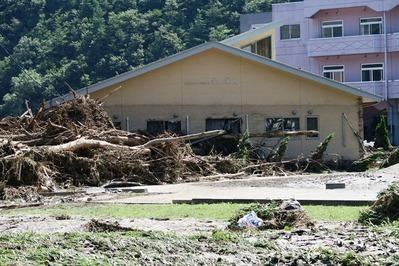 岩手県岩泉町の高齢者施設:防災システム研究所撮影