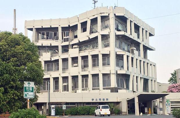 宇土市役所