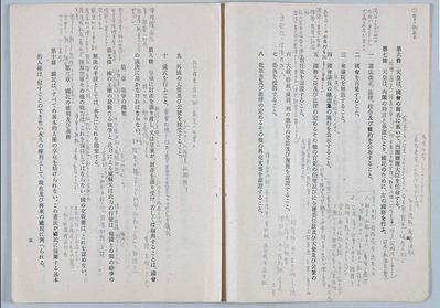 帝国憲法改正案