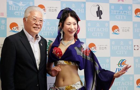 助川裕美子がミセスジャパン日本大会に挑戦