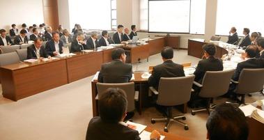 日本原電からの参考人意見聴取