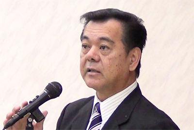 古謝景春南城市長