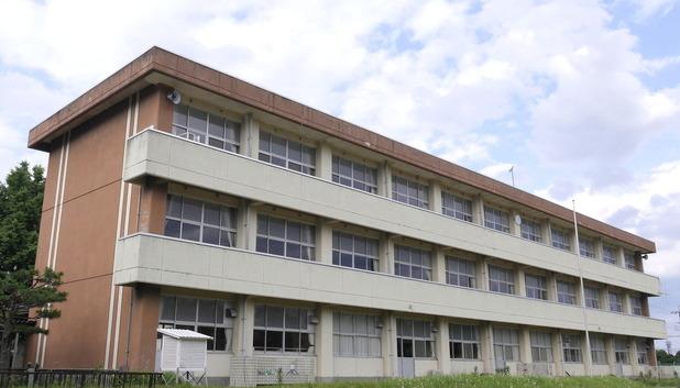 旧冨士ケ丘小学校