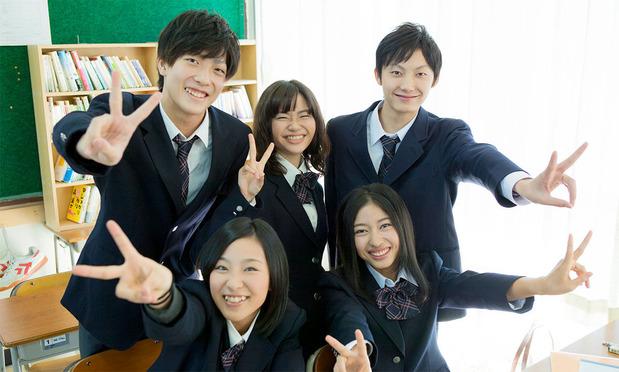 高校生のイメージ
