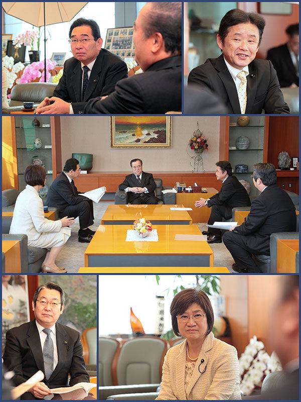 公明党茨城県議会議員会の政策要望