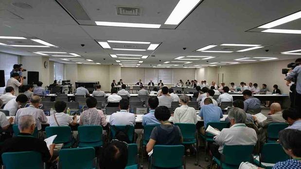 原子力規制委員会(7月4日)