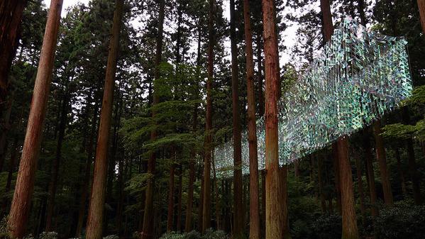 御岩神社(杜の蜃気楼)