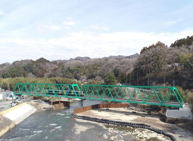第6久慈川橋梁
