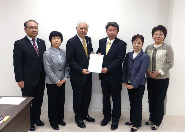 小川春樹市長への要望