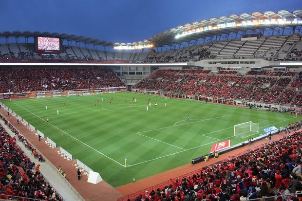 カシマサッカースタジアム