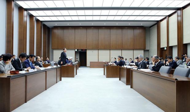 茨城県議会予算特別委員会