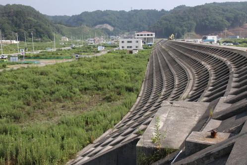 田老地区の復興計画