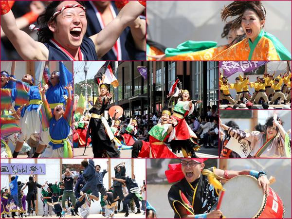常陸国YOSAKOI祭り2015