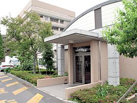 県立中央病院の発熱外来