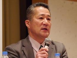 野島断層保存館副館長・米山正幸氏