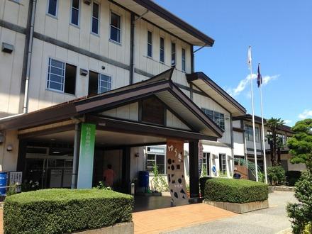 結城市役所本庁舎