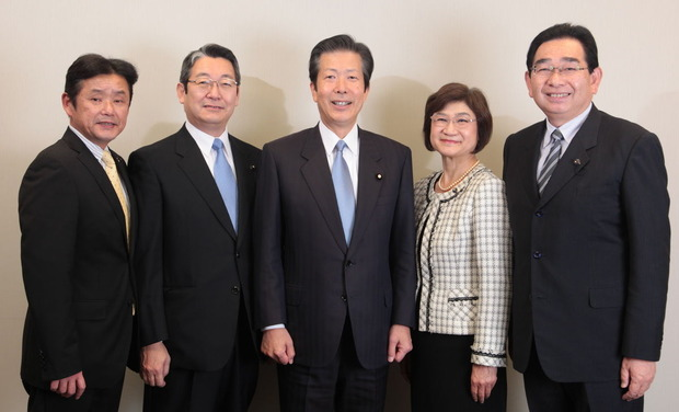 茨城県議選全員当選