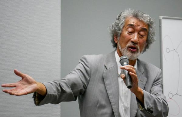 NPO法人・森は海の恋人理事長畠山重篤氏