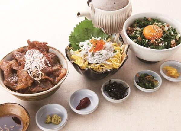 """茨城を食べつくそう""""栄光の丼"""""""