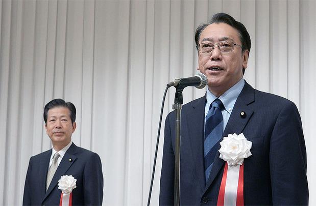長沢ひろあき参議院議員