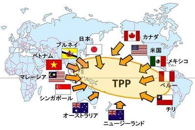 TPPのイメージ