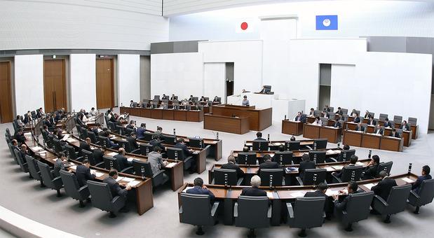 田村けい子県議の代表質問