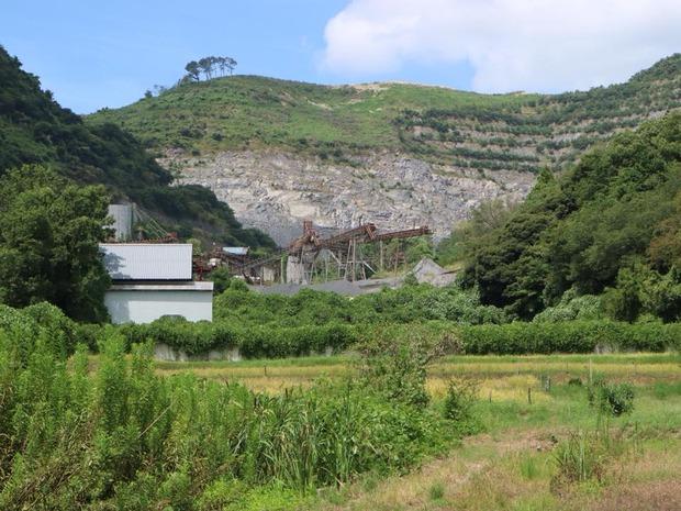 五月女鉱業岩瀬採石工場