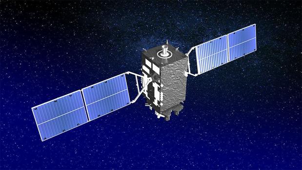 """準天頂衛星""""みちびき"""""""