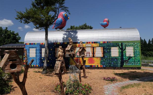 大地の芸術祭:飯山線アートプロジェクト