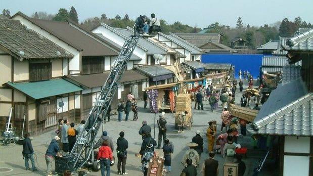 ワープステーション江戸(つくばみらい市)