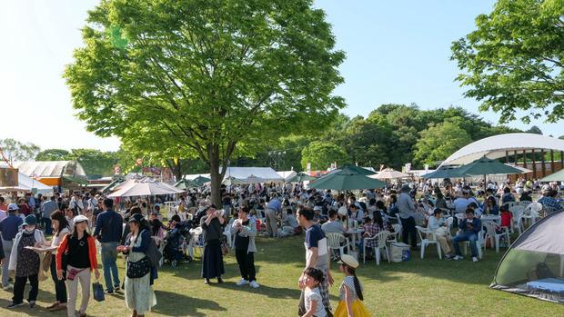 笠間陶炎祭