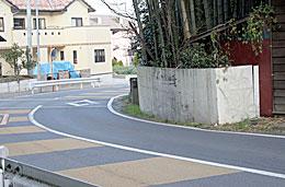 070115金沢団地入り口要望箇所
