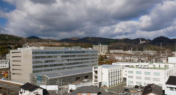 日立市役所新庁舎